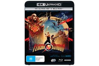 Flash Gordon 4K Ultra HD Blu-ray UHD Region B