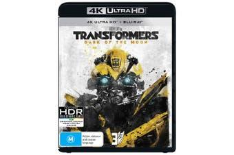 Transformers Dark of the Moon 4K Ultra HD Blu-ray UHD Region B