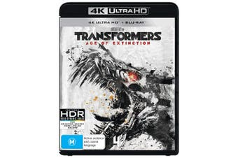 Transformers Age of Extinction 4K Ultra HD Blu-ray UHD Region B