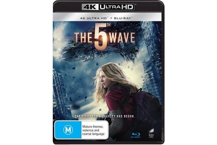 The 5th Wave 4K Ultra HD Blu-ray UHD Region B