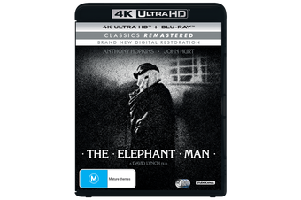 The Elephant Man 4K Ultra HD Blu-ray UHD Region B