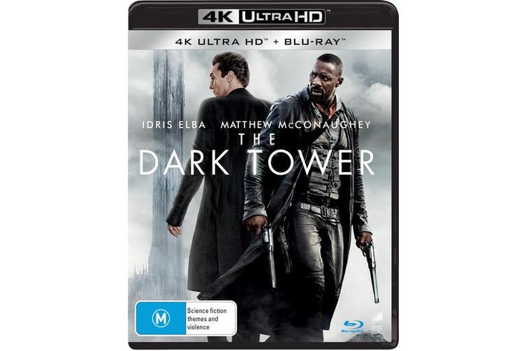 The Dark Tower 4K Ultra HD Blu-ray UHD Region B