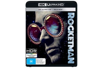 Rocketman 4K Ultra HD Blu-ray UHD Region B