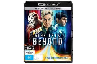 Star Trek Beyond 4K Ultra HD Blu-ray UHD Region B