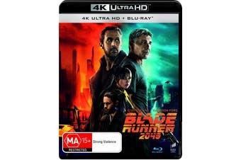 Blade Runner 2049 4K Ultra HD Blu-ray UHD UHD Region B