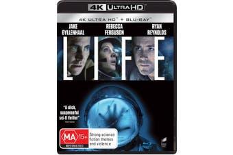 Life 4K Ultra HD Blu-ray UHD Region B
