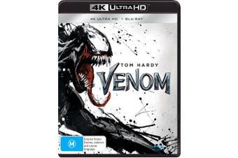 Venom 4K Ultra HD Blu-ray UHD Region B