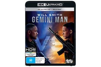 Gemini Man 4K Ultra HD Blu-ray UHD Region B