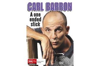 Carl Barron A One Ended Stick DVD Region 4