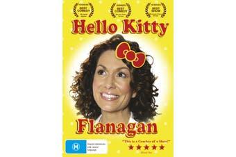 Hello Kitty Flanagan DVD Region 4