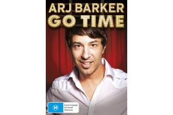 ARJ Barker Go Time DVD Region 4