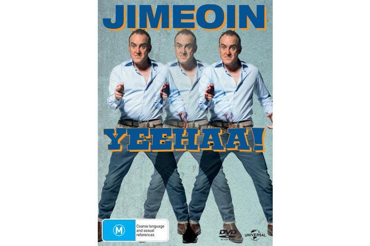 Jimeoin Yeehaa DVD Region 4