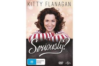 Kitty Flanagan Seriously DVD Region 4