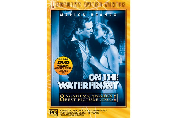 On the Waterfront DVD Region 4