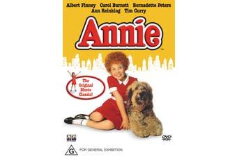 Annie DVD Region 4