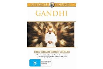 Gandhi DVD Region 4
