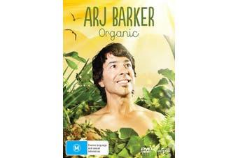 ARJ Barker Organic DVD Region 4