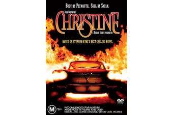 Christine DVD Region 4