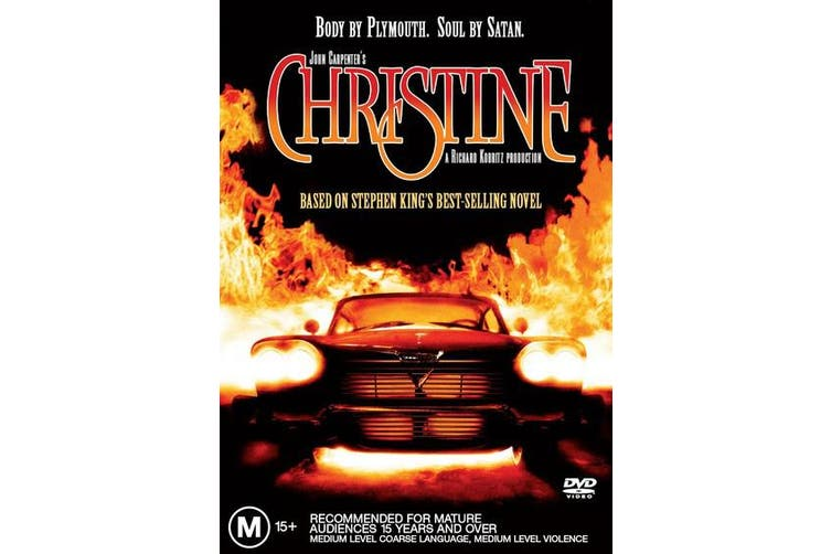 Christine DVD Region 4