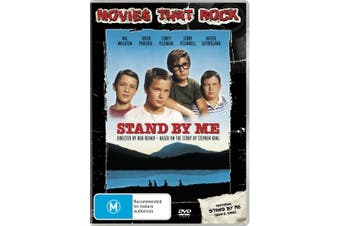 Stand By Me DVD Region 4
