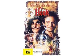 Hook DVD Region 4
