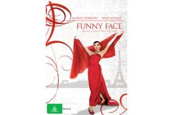 Funny Face DVD Region 4