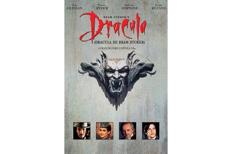 Bram Stokers Dracula DVD Region 4