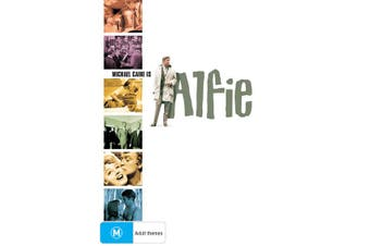 Alfie DVD Region 4