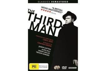 The Third Man DVD Region 4
