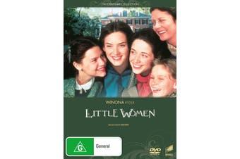 Little Women DVD Region 4