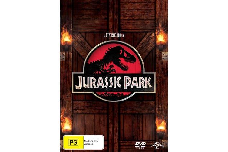 Jurassic Park DVD Region 4