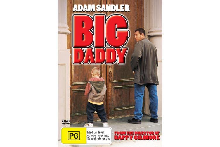 Big Daddy DVD Region 4