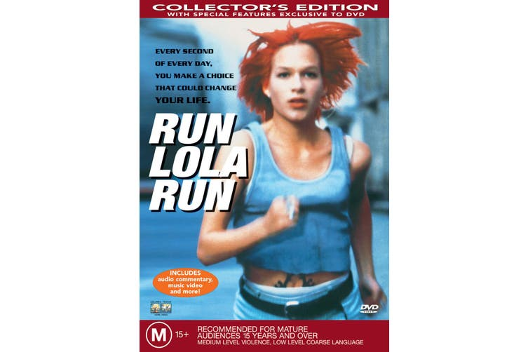 Run Lola Run DVD Region 4