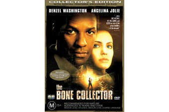 The Bone Collector DVD Region 4