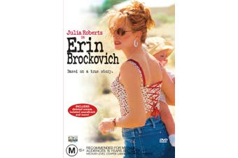 Erin Brockovich DVD Region 4