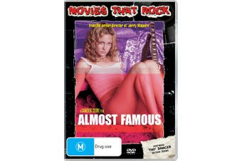 Almost Famous DVD Region 4