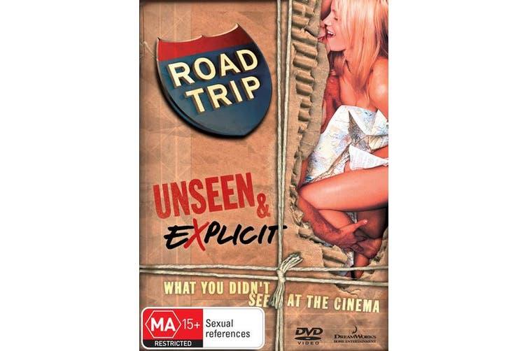 Road Trip DVD Region 4