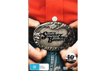 Smokey and the Bandit DVD Region 4