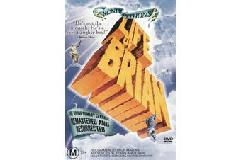Monty Pythons Life of Brian DVD Region 4