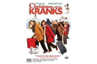 Christmas With the Kranks DVD Region 4