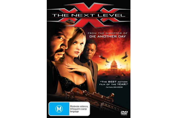 XXX 2 The Next Level DVD Region 4