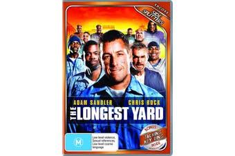 The Longest Yard DVD Region 4