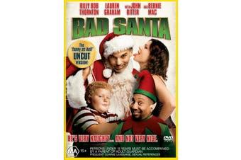 Bad Santa DVD Region 4