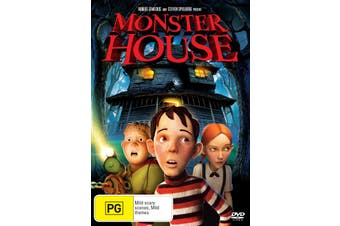 Monster House DVD Region 4