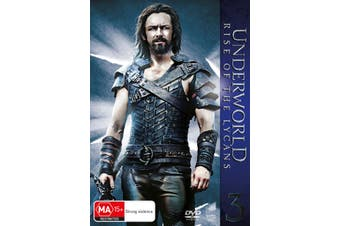 Underworld Rise of the Lycans DVD Region 4