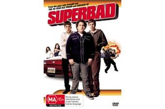 Superbad DVD Region 4