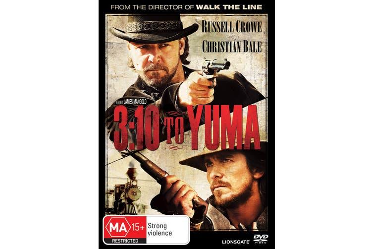 310 to Yuma DVD Region 4
