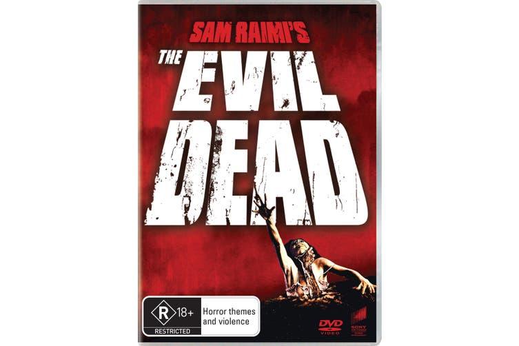 The Evil Dead DVD Region 4
