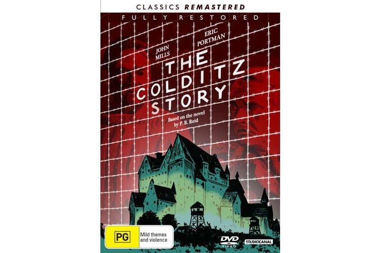The Colditz Story DVD Region 4