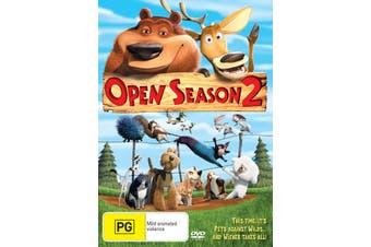 Open Season 2 DVD Region 4